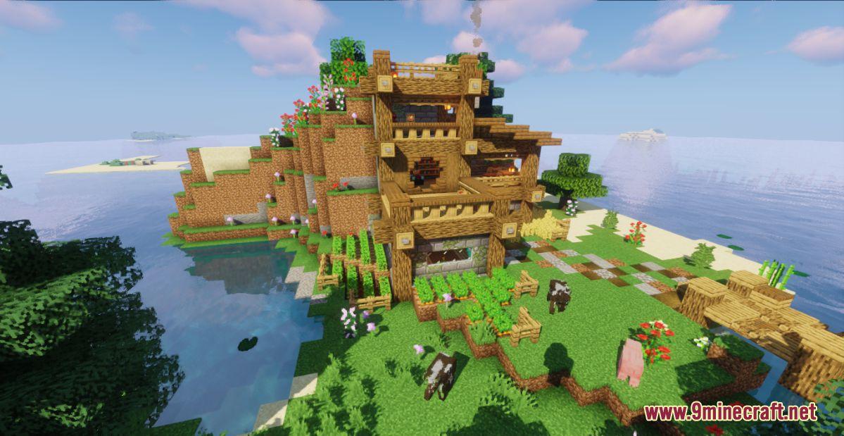 Island Medieval House Screenshots (9)
