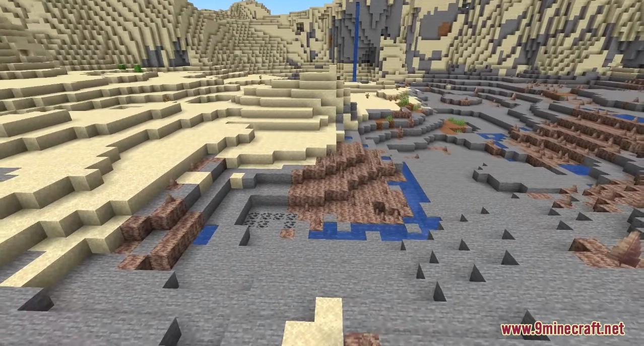 Minecraft 1.18 Snapshot 21w38a Screenshots 4