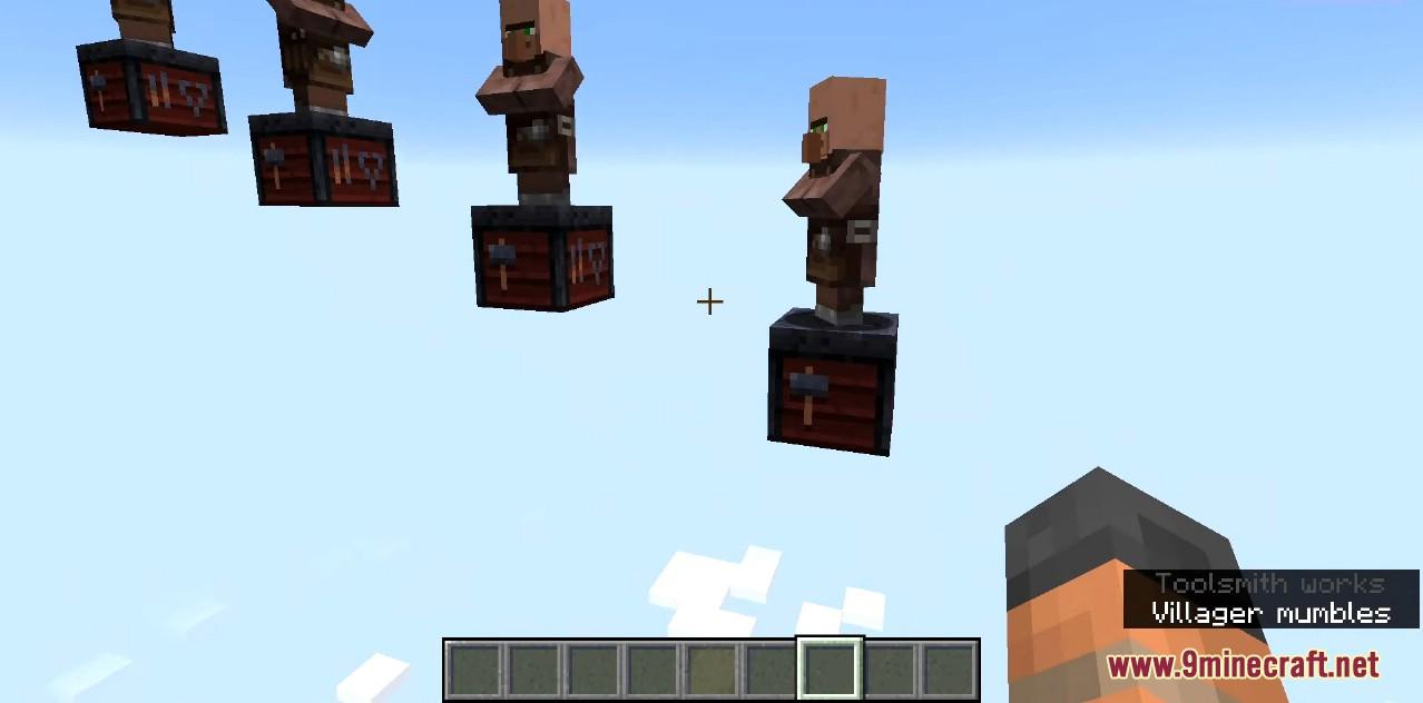 Minecraft 1.18 Snapshot 21w39a Screenshots 5