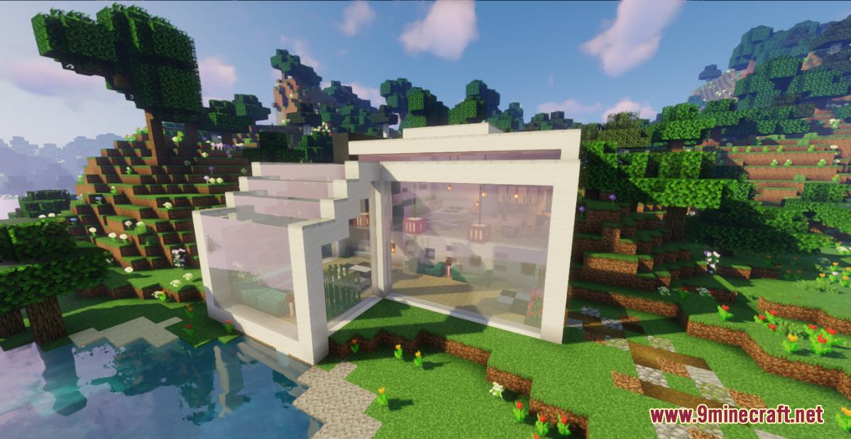 Modern House Screenshots (1)