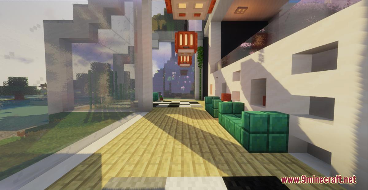 Modern House Screenshots (2)
