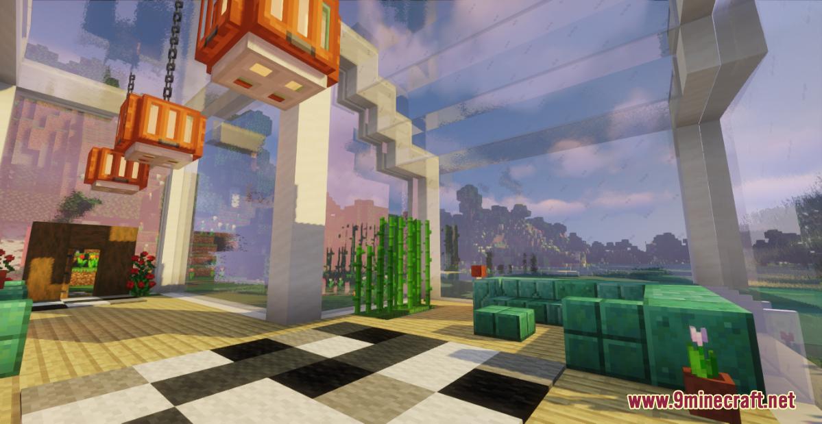 Modern House Screenshots (3)