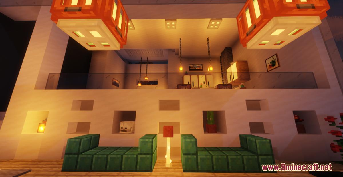 Modern House Screenshots (9)