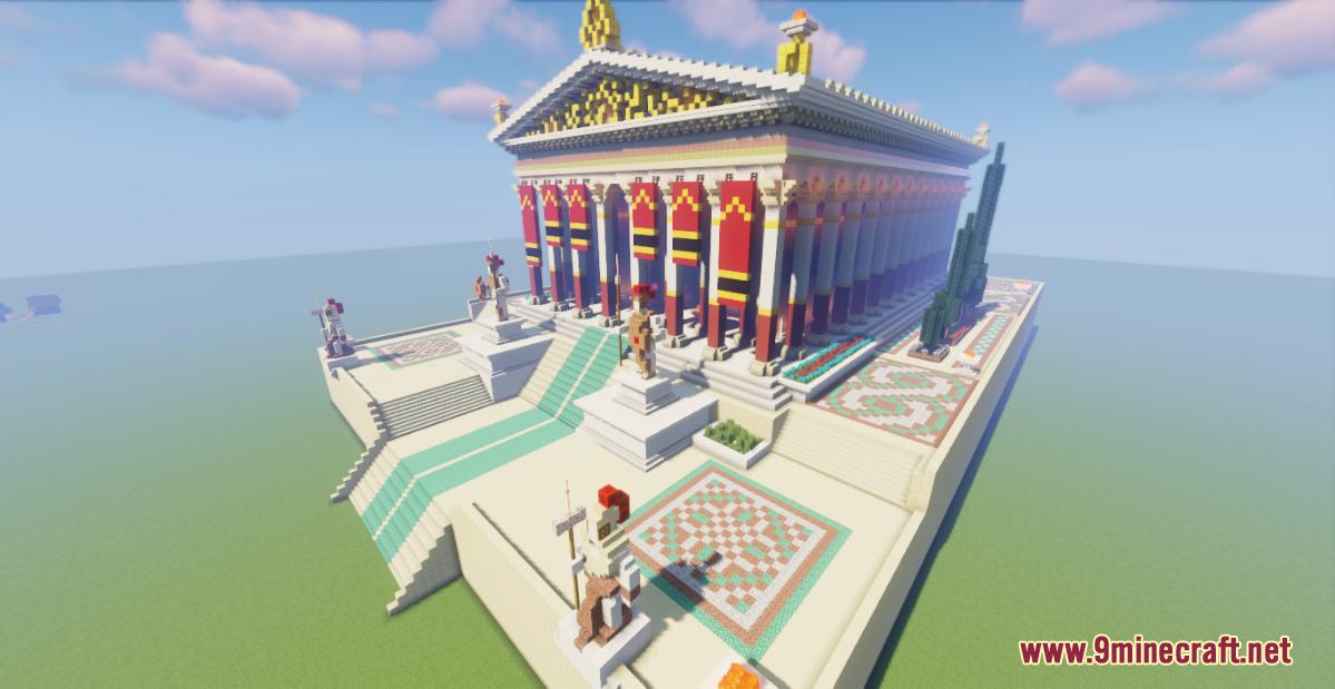 Greek Grand Temple of Apollo Screenshots (9)