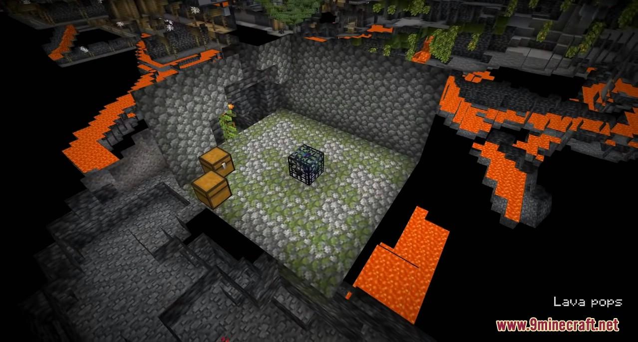 Minecraft 1.18 Snapshot 21w40a Screenshots 5