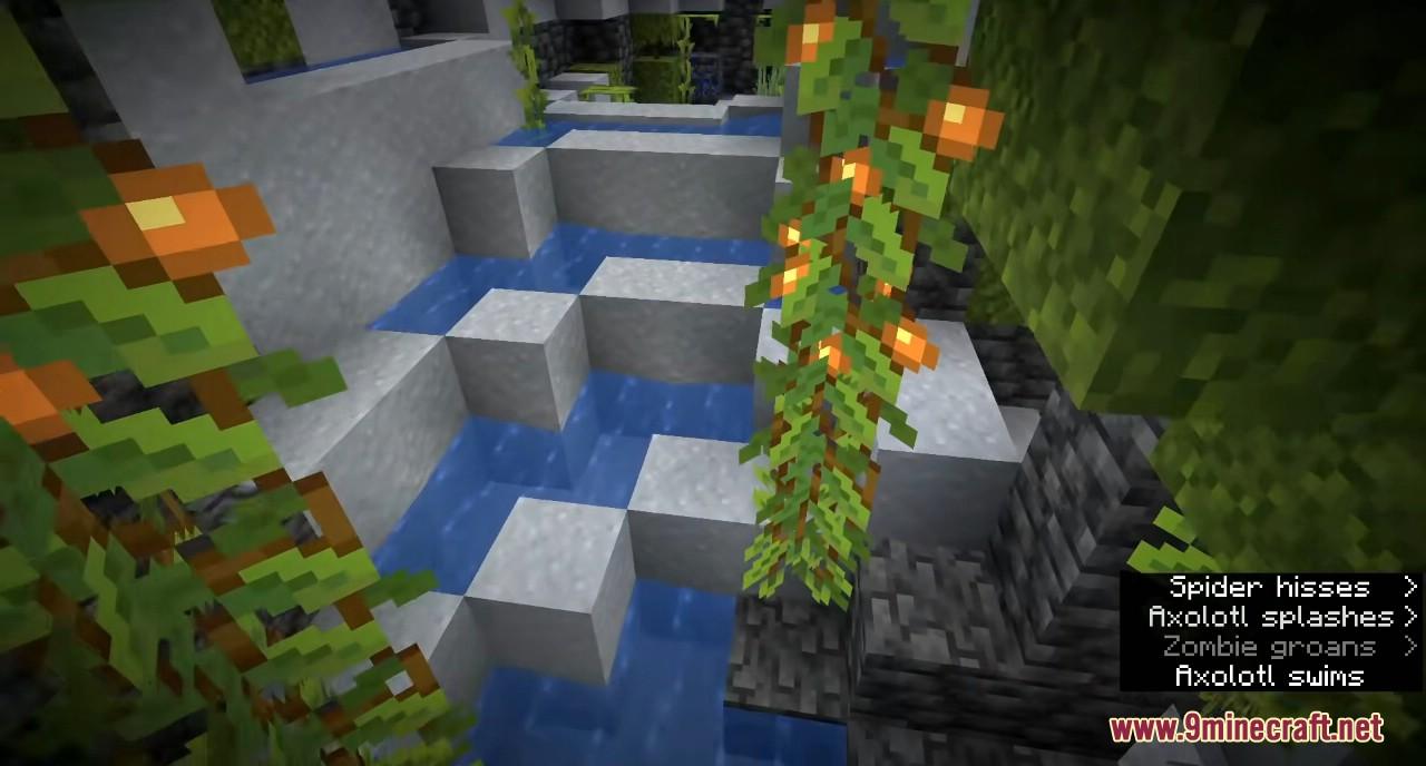 Minecraft 1.18 Snapshot 21w40a Screenshots 9