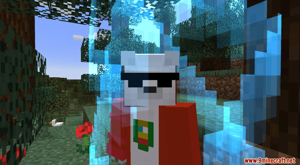 Minecraft But You Gain Exp Your World Gets Bigger Data Pack Screenshots (1)