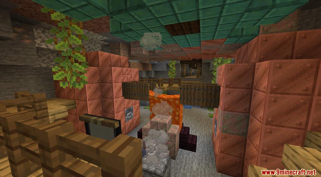 Pillager Mine Data Pack Screenshots (6)