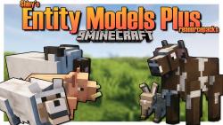 Shiny's Entity Models Plus resourcepacks thumbnail